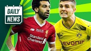 TRANSFER & WORLD CUP NEWS: Fekir to Liverpool, Jorginho to City + Salah, Neymar & Neuer injury news