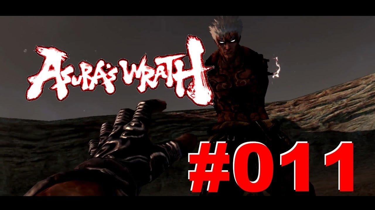 #011   Lets Play Asura's Wrath   German   Deutsch