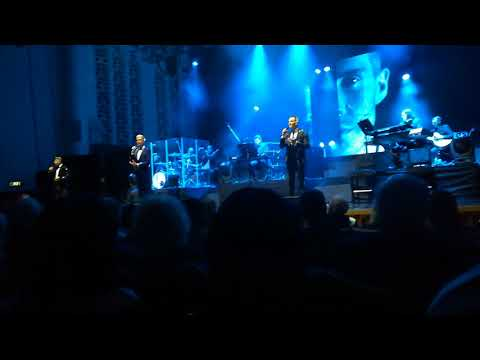 Collabro HOME tour Opening night rpool Philharmonic 241017  Journey To The Past