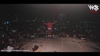 MOMBASA Yamdekeza Mbosso kwenye wasafi festival 2018