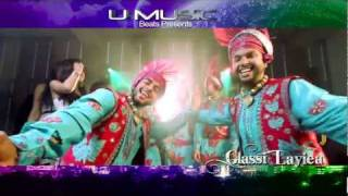 U Music Feat Jaswinder Daghamia - Glassi Layiea Teaser Advert (Out Now)
