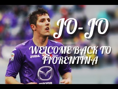 Stevan Jovetić - Welcome Back To Fiorentina - Goals & Skills by Andre_Costa™