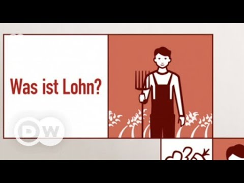 Was ist eigentlich Lohn?   DW Deutsch