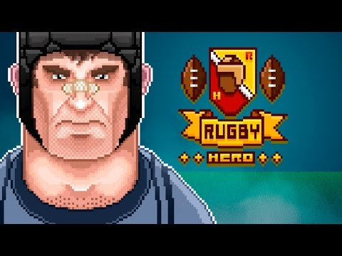 RUGBY HERO - OFFICIAL ANDROID LAUNCH TRAILER