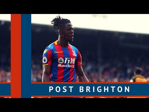 The e-Crystal Palace Podcast S2E42 Post Brighton
