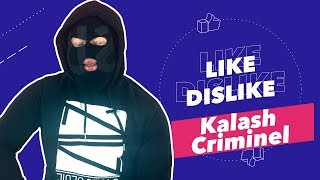 Kalash Criminel - Like & Dislike avec H.E.R, Albinos Emotion & un Projet de Jeux Vidéos ?🥊😱