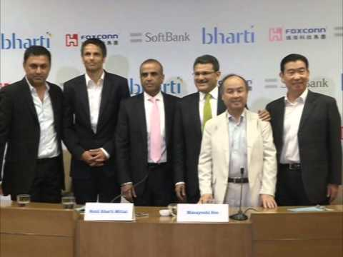 SoftBank, partners eye $20 billion investment in Indian solar projects