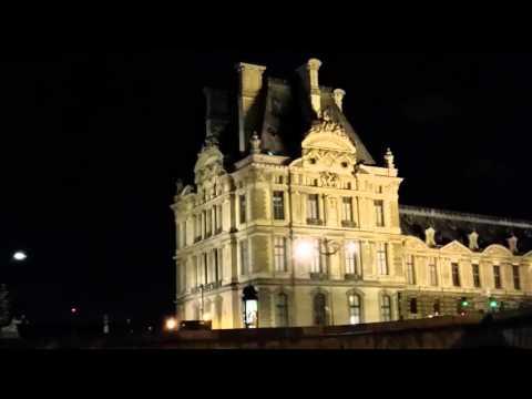Paris night Փարիզյան գիշեր