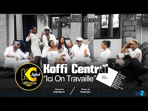 Koffi Olomide  Ici On Travaille Feat Koffi Central CLIP OFFICIEL