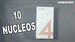 UNBOXING SMARTPHONE DE 10 NUCLEOS !!! INNJOO 4 - PRIMERAS IMPRESIONES