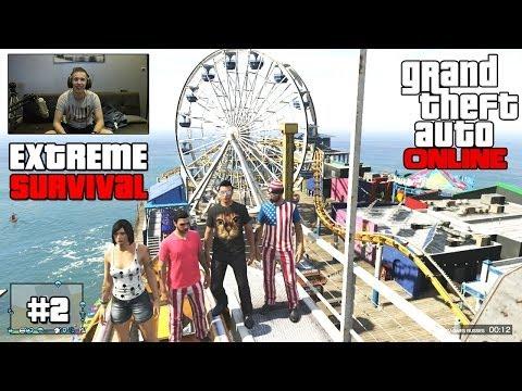 GTA ONLINE - Extreme Survival Ep 02