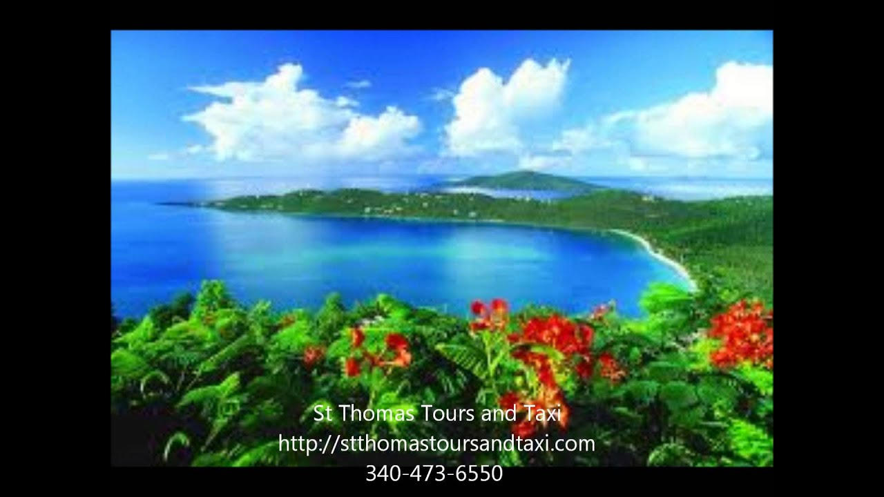 St Thomas Taxi 340 473 6550   Book A St Thomas Taxi Cab Today   Best Tours!    YouTube