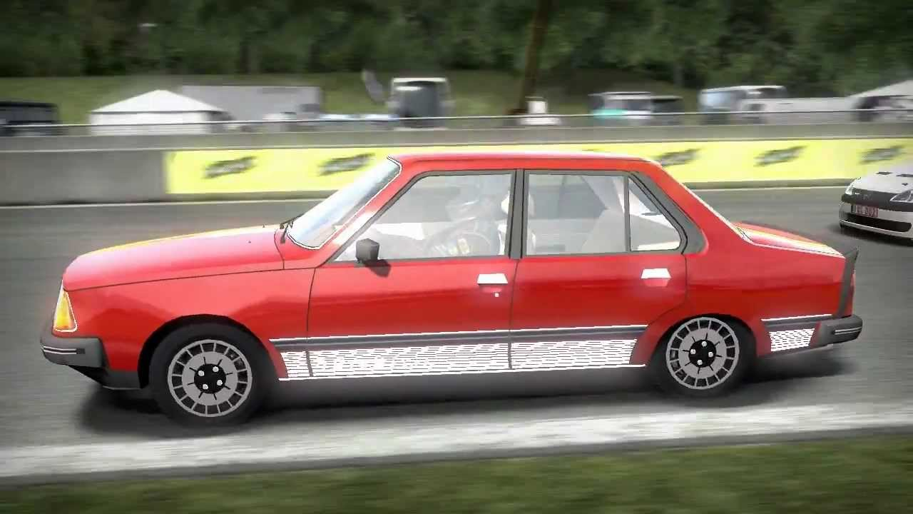 the stig driving a renault 18 turbo road america youtube. Black Bedroom Furniture Sets. Home Design Ideas