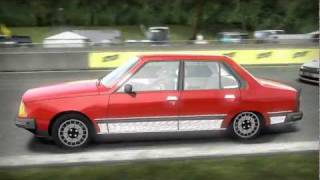 Need for Speed Top Gear Edition - Renault 18 Turbo