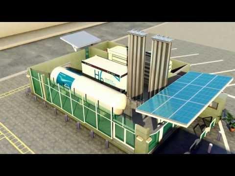 AC Transit / Linde Emeryville, CA Hydrogen Refueling Station