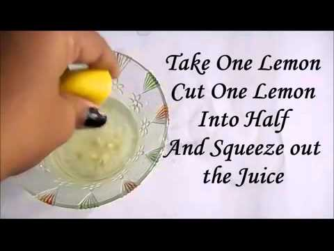 How to stop Gray and White Hair Natural Home Remedies Gray Hair turn to  Black
