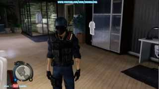 Sleeping Dogs The Law Enforcer DLC Pack Gameplay