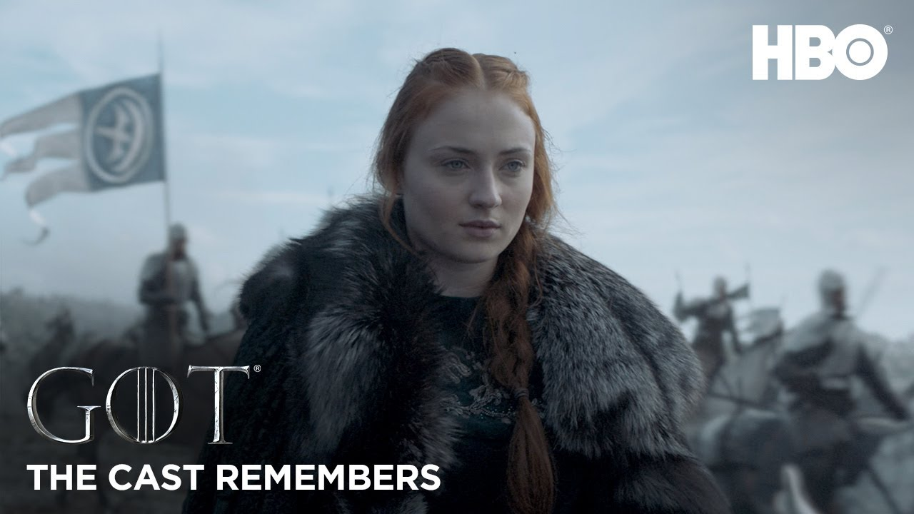 The Cast Remembers Sophie Turner On Playing Sansa Stark