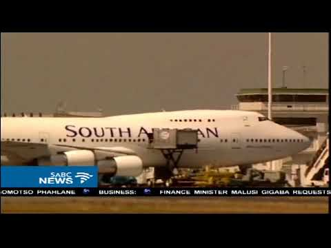 Many investors are interested in equity stake in SAA: Gigaba
