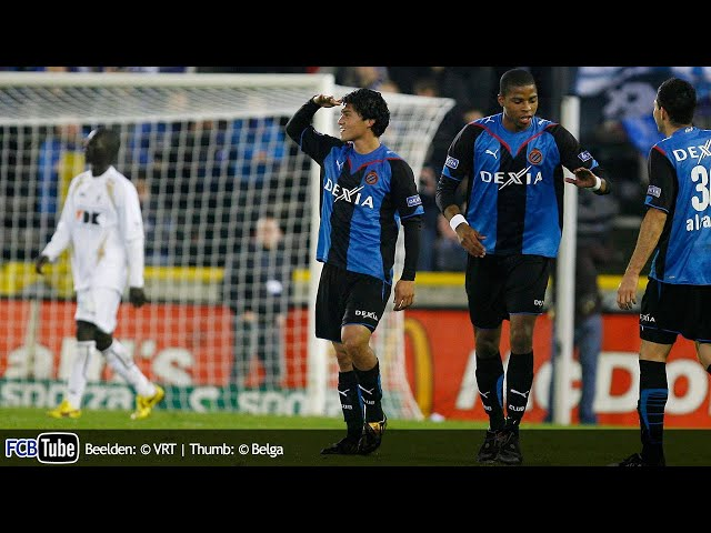 2009-2010 - Jupiler Pro League - 11. Club Brugge - AA Gent 1-0