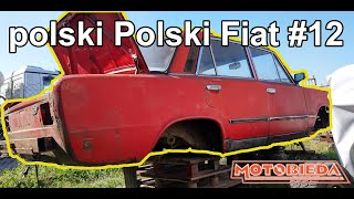 polski Polski Fiat #12 - Nowa podłużnica cesarza - MotoBieda