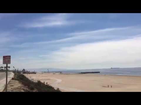 Climate Engineering - Santa Monica Bay (October 7, 2016)