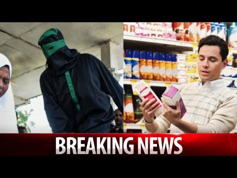 REPORT! MILLIONS OF AMERICANS ARE FUNDING SHARIA LAW ARE YOU SHOPPING AT THESE STORES!