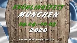 Frühlingsfest München Spot 2020