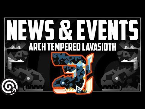 NEWS & EVENTS - Appreciation Event Quest Guide | Monster Hunter World