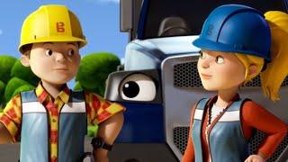Боб строитель 🛠 Ледовое шоу 🛠 новый сезон 🌟 1 час сбор мультфильм для детей