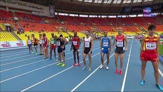 Campeonato del Mundo Atletismo 2013 Moscú 3000m obstáculos Serie 2