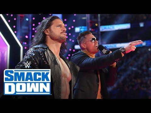 "The Miz and John Morrison make Royal Rumble ""must-see"": SmackDown, Jan. 24, 2020"