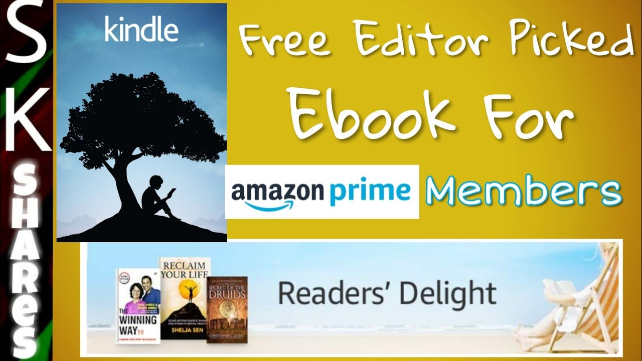 Ebook With Amazon Prime