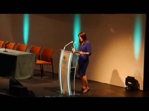 Melanie Onn MP speaks at the Offshore Wind Connections Conference