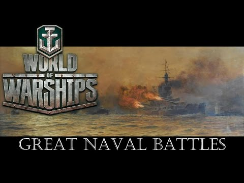 World of Warships - Great Naval Battles