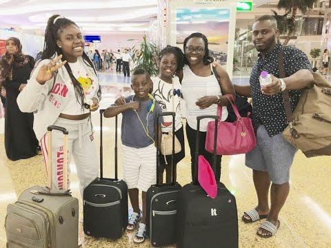 Uganda family holiday trip part 1