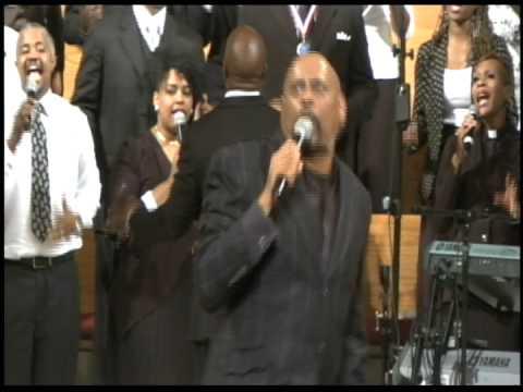 Bishop Paul S. Morton - Something Happens (Jesus) (Live at Changing A Generation)