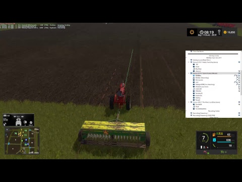Farming Simulator 17 Multiplayer Grand Prairie 09 06 17