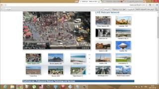 كيفية مشاهدة اي مكان في العالم بث مباشر 24 سا