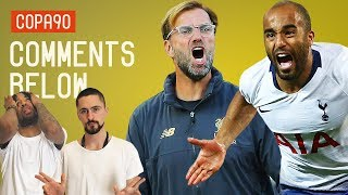 Can Tottenham Hotspur Stop Liverpool's 100% Record? | Comments Below