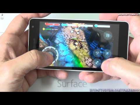 Игры:тесты Microsoft Lumia 535 в RPG - SoulCraft, Dungeon Hunter 5, Medieval Apocalypse, Halo и т.д.