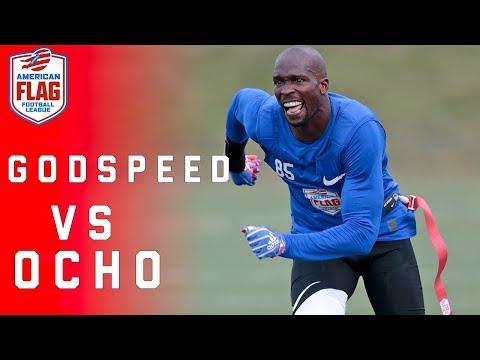 Flag Football Highlights: Ochocinco looks to advance his team to $1 Million final! | NFL