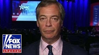 Nigel Farage: Trump needs to keep up the momentum from CPAC