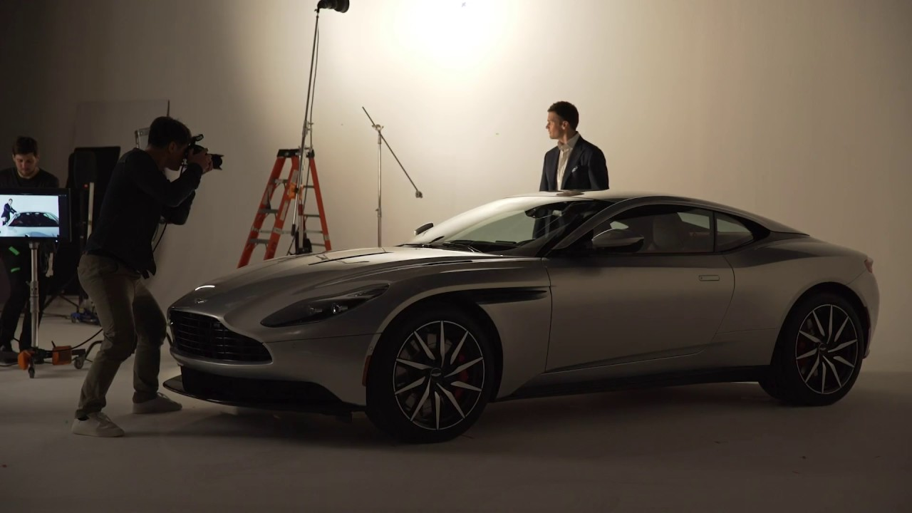 Aston Martin And Tom Brady Unite Automototv Youtube