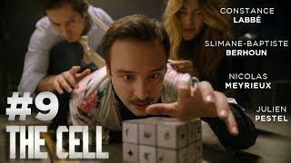 Cube - THE CELL #9 (Slimane-Baptiste Berhoun, Constance Labbé)