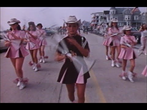 Ocean Grove NJ July 4th 1976 Parade  Independence Day