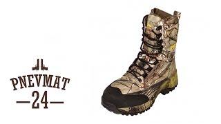 видео Ботинки для охоты и рыбалки