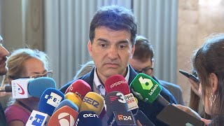 ERC ve un golpe a la democracia que no permitan jurar a Junqueras