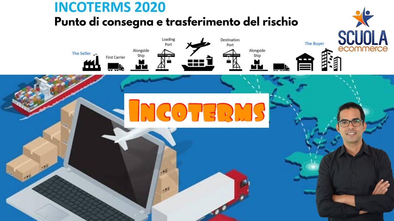 Cosa sono gli INCOTERMS? Termini commerciali Incoterms CFR ...