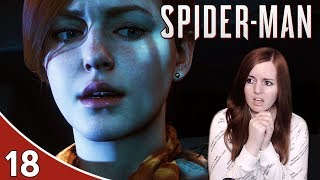 EWW SPIDERS EVERYWHERE Spiderman PS4 Gameplay Walkthrough Part 18